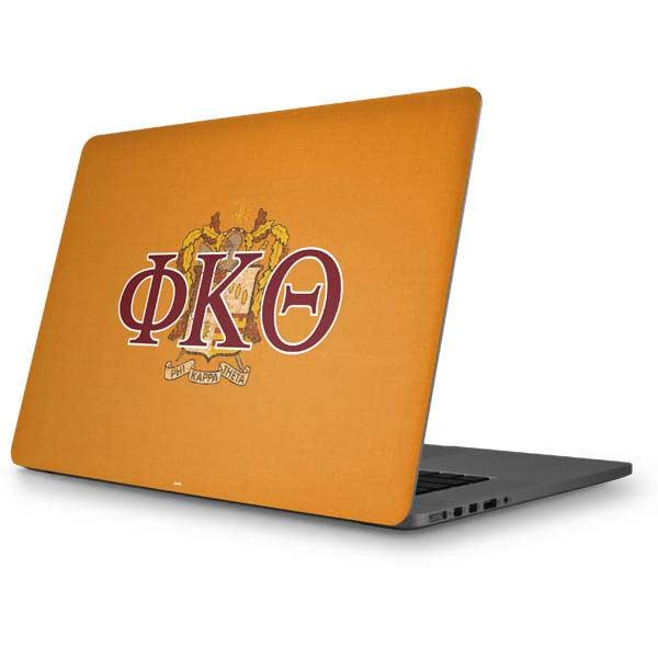 Phi Kappa Theta MacBook Skins