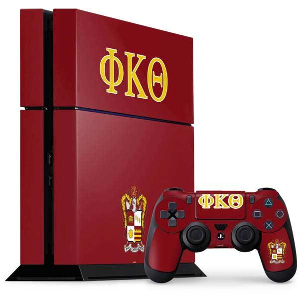 Phi Kappa Theta PlayStation Gaming Skins
