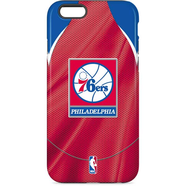 Philadelphia 76ers iPhone Cases