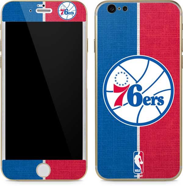 Philadelphia 76ers Phone Skins
