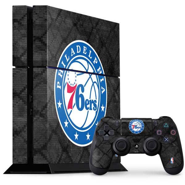 Philadelphia 76ers PlayStation Gaming Skins