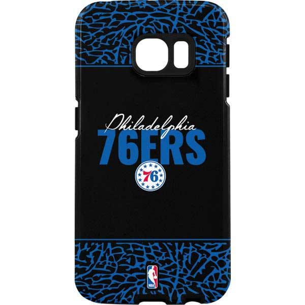 Philadelphia 76ers Samsung Cases