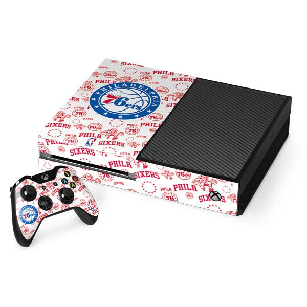 Philadelphia 76ers Xbox Gaming Skins