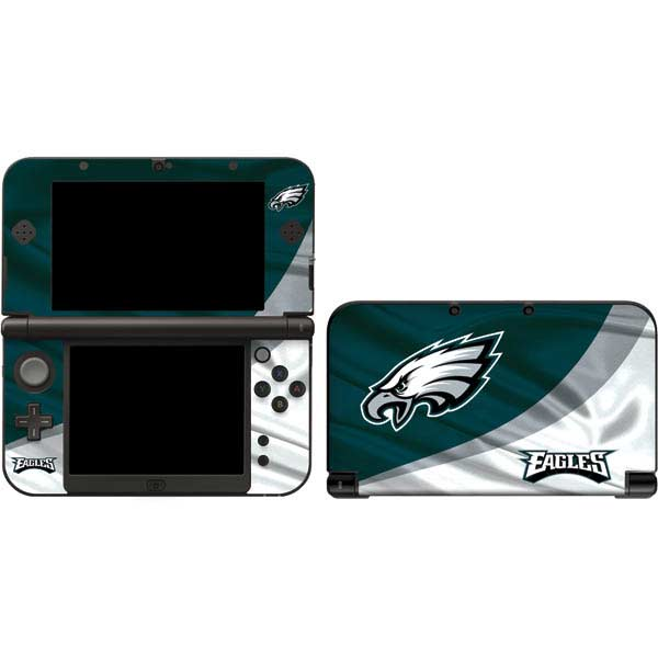 Philadelphia Eagles Nintendo Gaming Skins