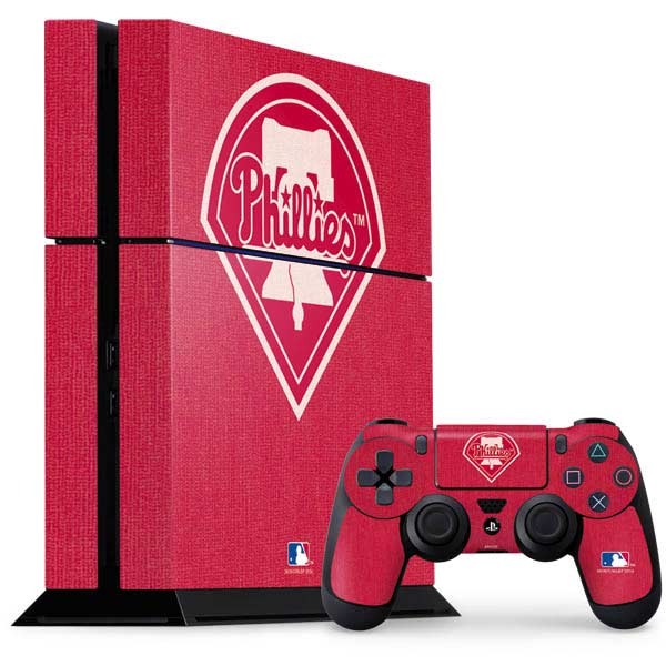 Philadelphia Phillies PlayStation Gaming Skins