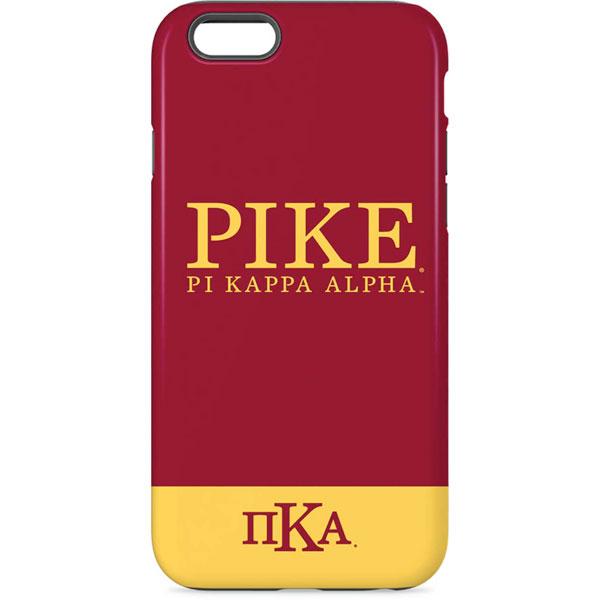 Shop Pi Kappa Alpha iPhone Cases