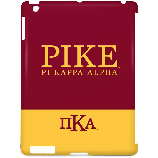 Pi Kappa Alpha Tablet Cases