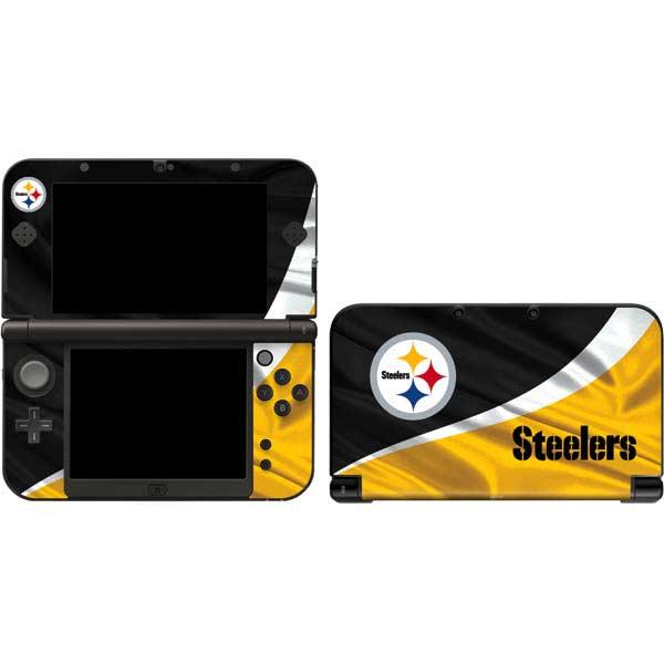 Pittsburgh Steelers Nintendo Gaming Skins