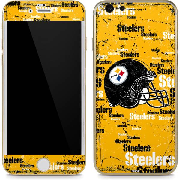 Pittsburgh Steelers Phone Skins