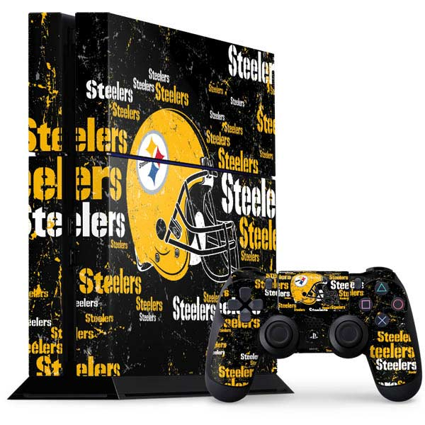Pittsburgh Steelers PlayStation Gaming Skins