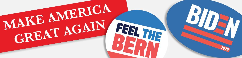 Designs Political Bumper Stickers