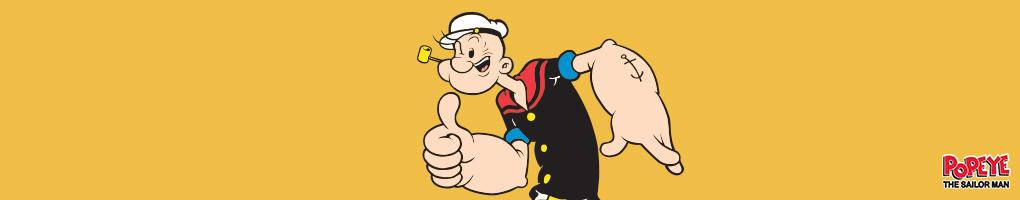 Popeye Cases & Skins
