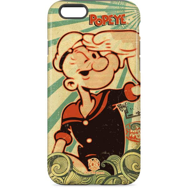 Shop Popeye iPhone Cases