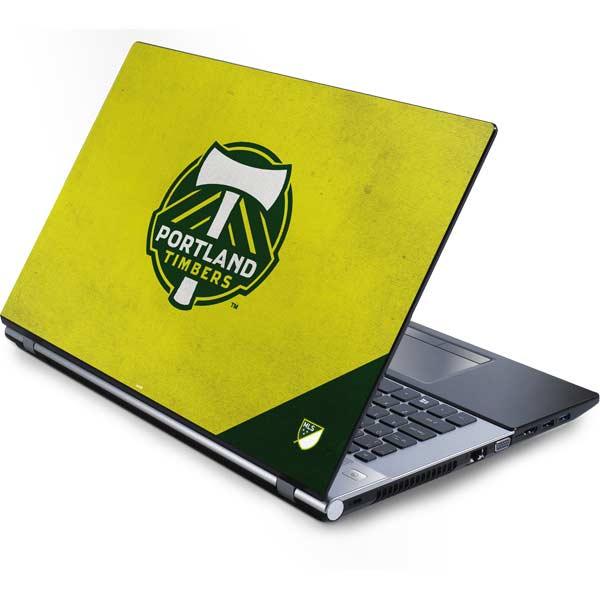 Shop Portland Timbers Laptop Skins