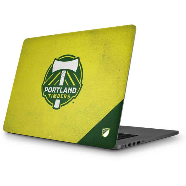 Shop Portland Timbers MacBook Skins
