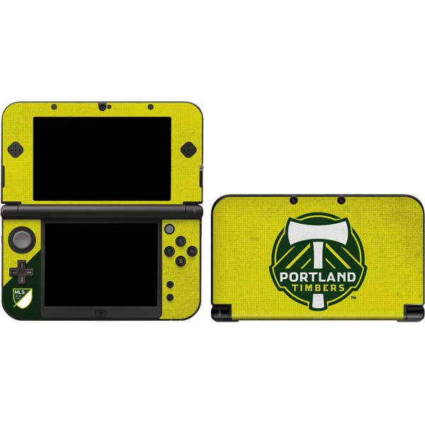 Shop Portland Timbers Nintendo Gaming Skins