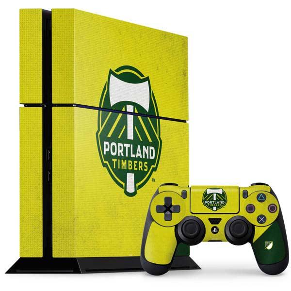 Shop Portland Timbers PlayStation Gaming Skins