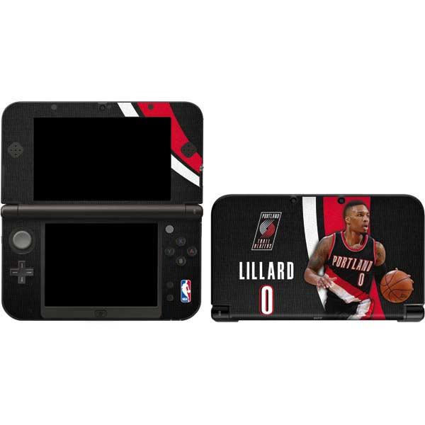 Portland Trail Blazers Nintendo Gaming Skins