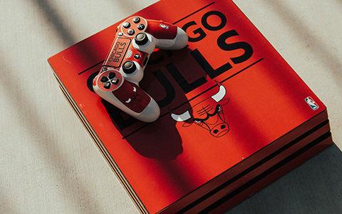 PlayStation 4 Pro Skins