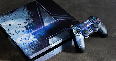 Designs Mob Playstation Skins