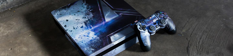 Designs Playstation Skins