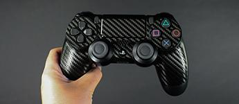 PlayStation 4 Slim Skins