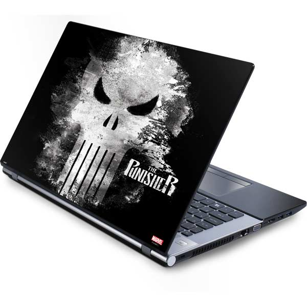 Shop Punisher Laptop Skins