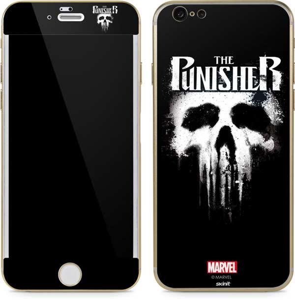 Shop Punisher Phone Skins