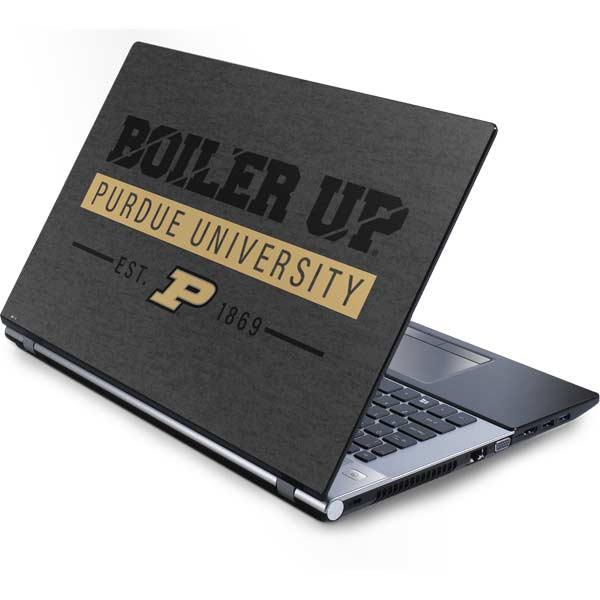 Purdue University Laptop Skins