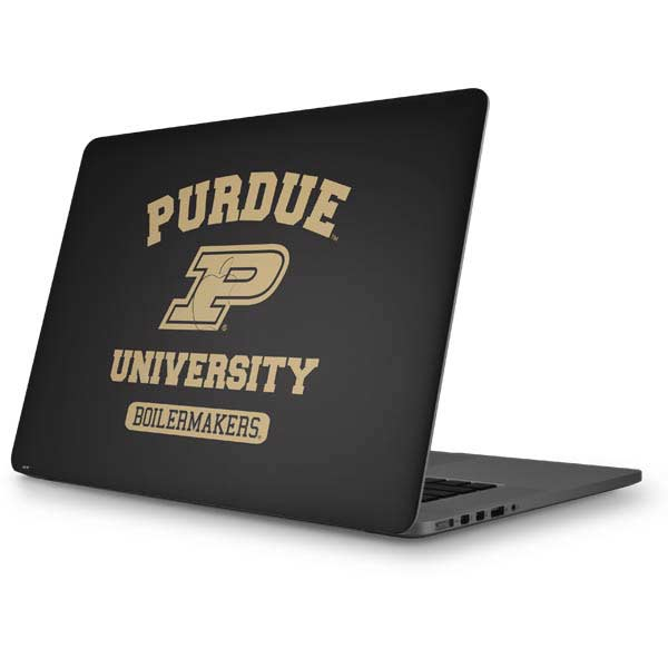 Shop Purdue University MacBook Skins