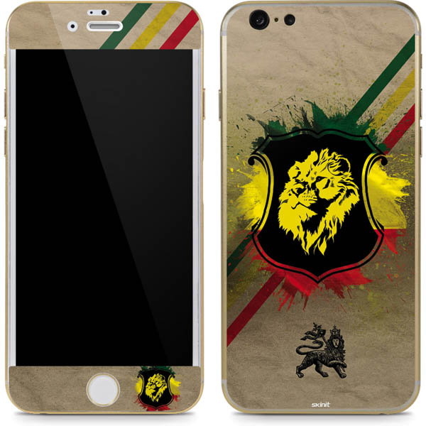 Shop Rasta Phone Skins