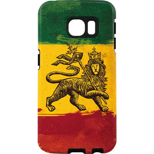 Shop Rasta Galaxy Cases
