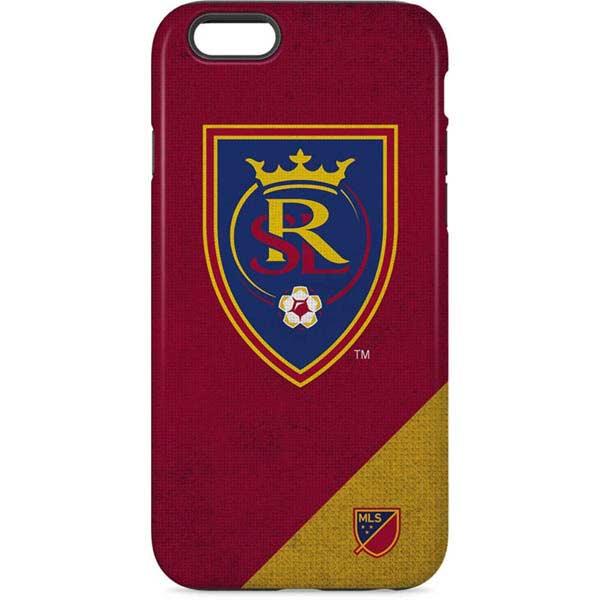 Shop Real Salt Lake iPhone Cases