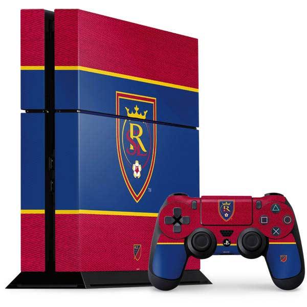 Shop Real Salt Lake PlayStation Gaming Skins