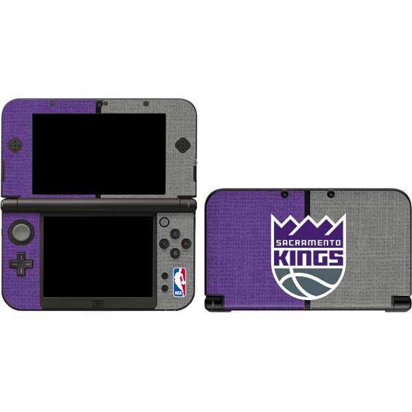 Sacramento Kings Nintendo Gaming Skins