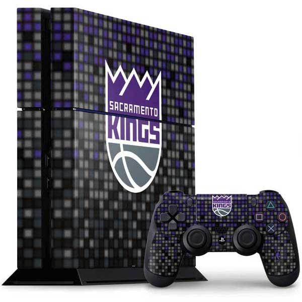 Sacramento Kings PlayStation Gaming Skins
