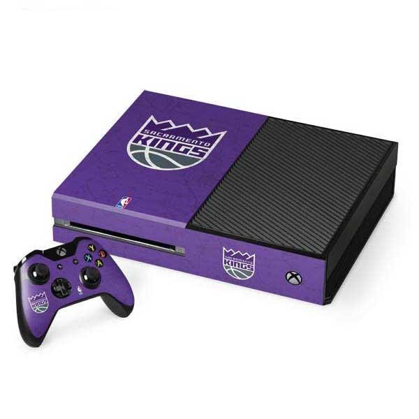 Sacramento Kings Xbox Gaming Skins