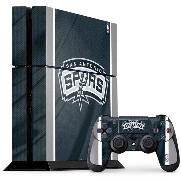 San Antonio Spurs PlayStation Gaming Skins