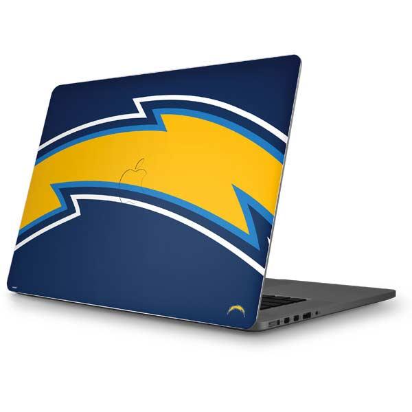 San Diego Chargers MacBook Skins