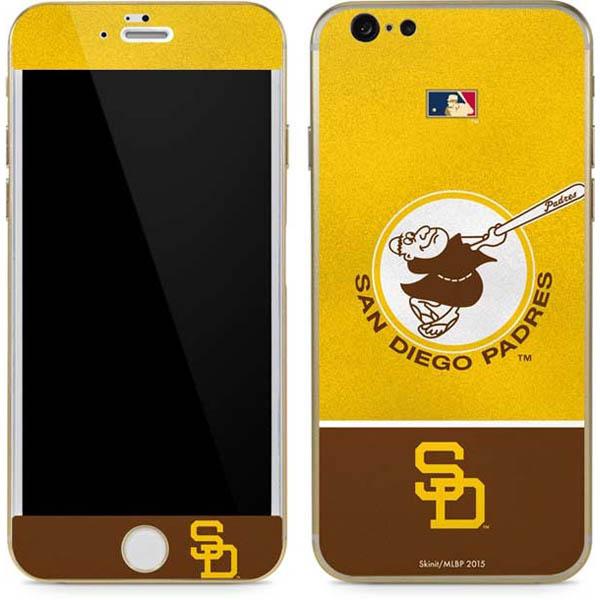 Shop San Diego Padres Phone Skins