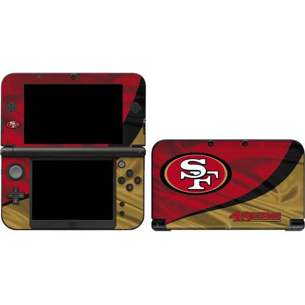 San Francisco 49ers Nintendo Gaming Skins