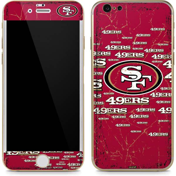 San Francisco 49ers Phone Skins