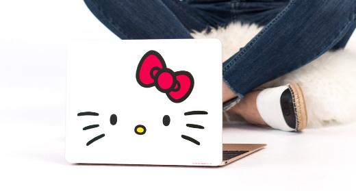 Shop Sanrio Apple MacBook Skins