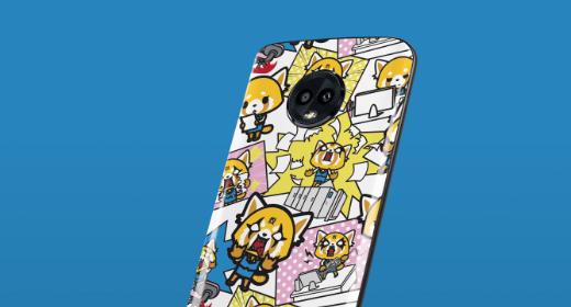 Shop Sanrio Motorola Phone Skins