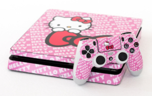 Sanrio PlayStation Skin Designs