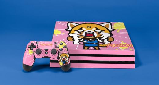 Shop Sanrio PlayStation 4 Pro Skins
