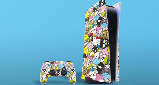 Shop Sanrio PlayStation 5 Skins