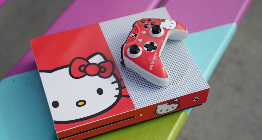 Shop Sanrio Xbox One S Skins