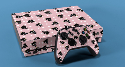Shop Sanrio Xbox One X Skins