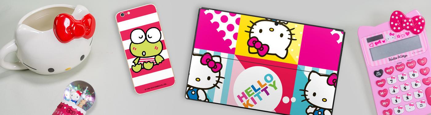 Designs for Sanrio & Hello Kitty